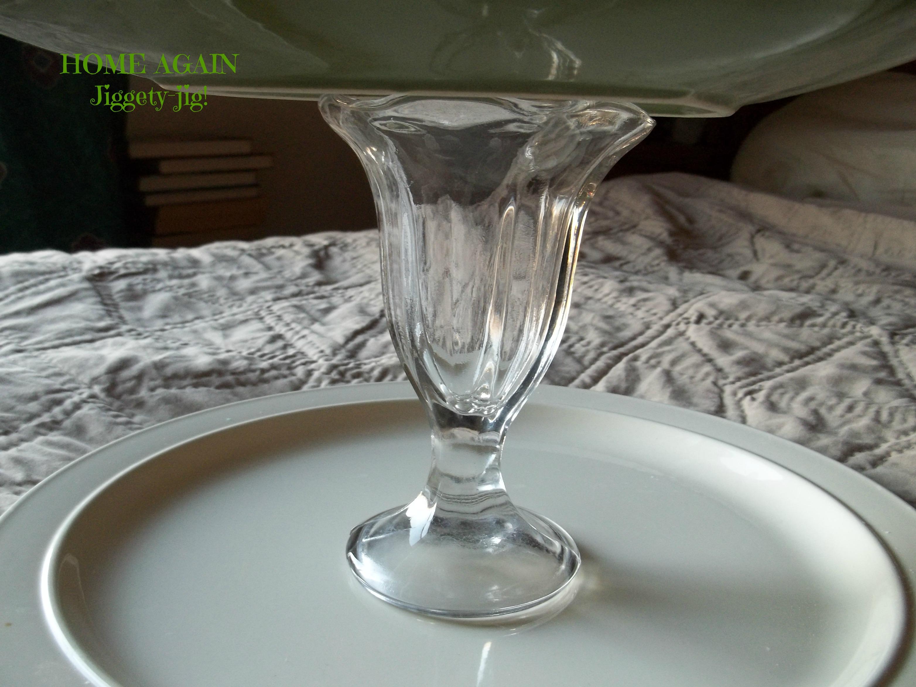 Set up Sundae Cup