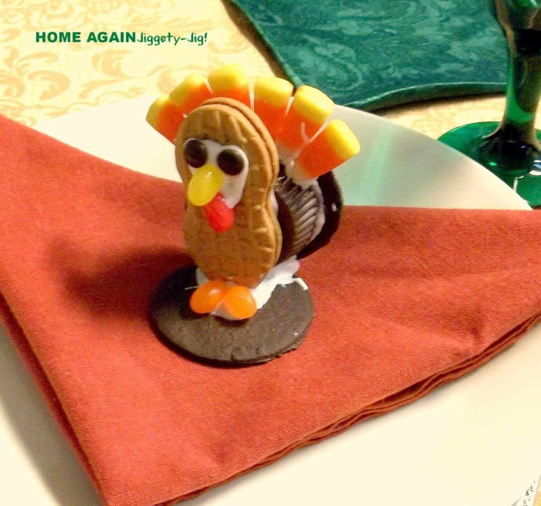 FUN TURKEY GOBBLER TREAT