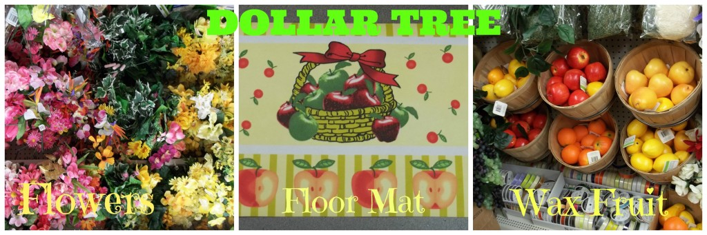 Dollar Tree Fruit etc
