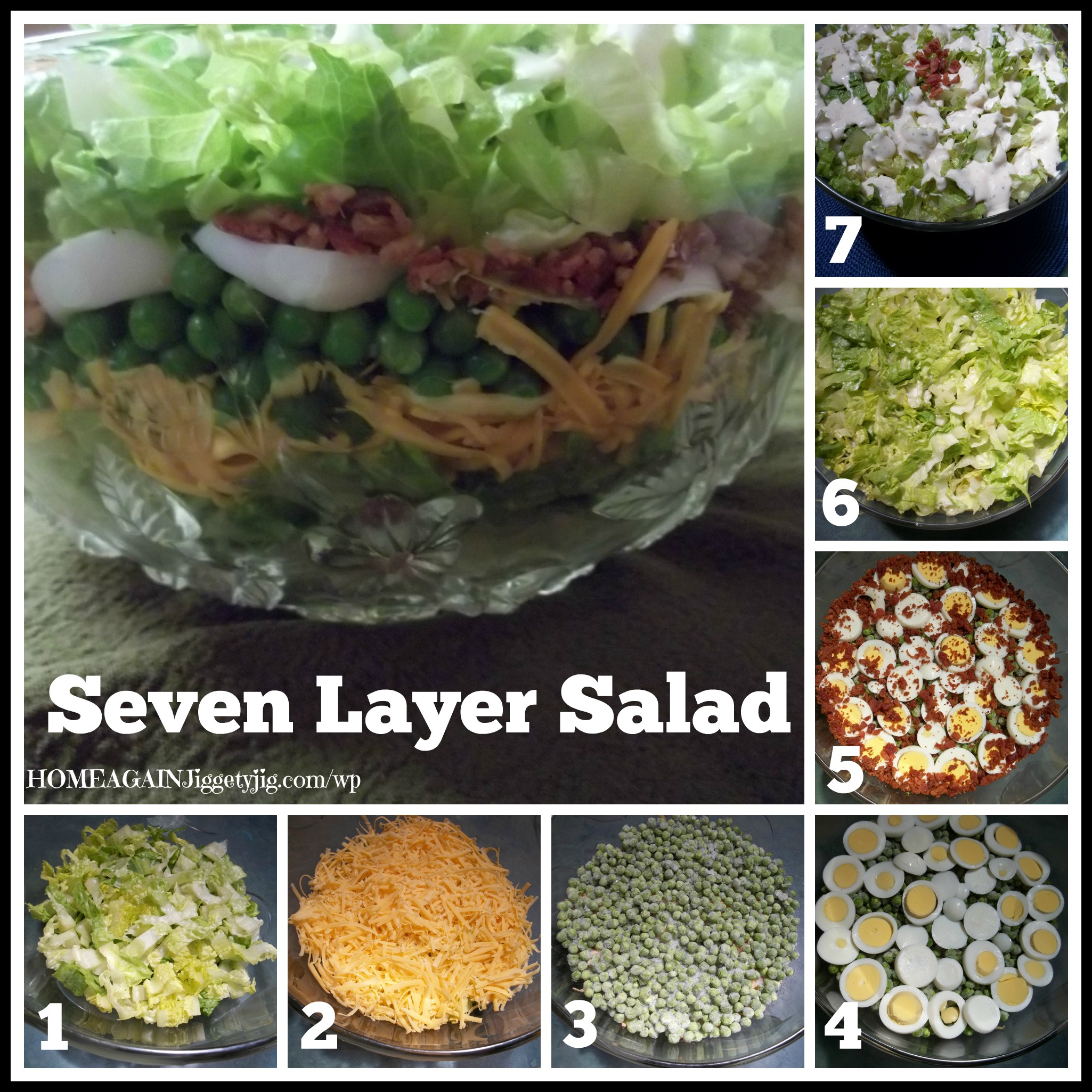 Seven Layer Salad 2