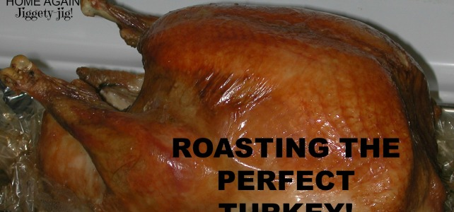10 TIPS TO HELP YOU ROAST THE PERFECT TURKEY