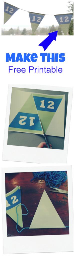 12 pennant