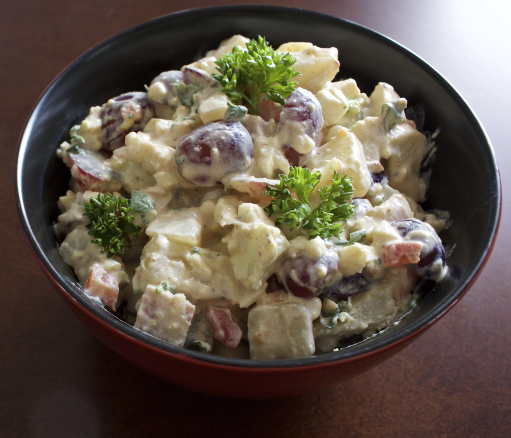 Spring Medley Potato Salad